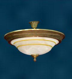 Латунный потолочный подвес