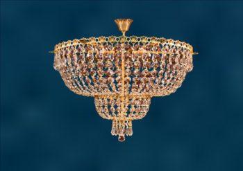Хрустальная люстра Ирида