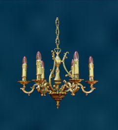 Люстра со свечами Лаура М