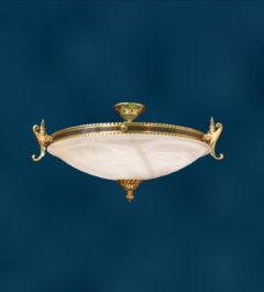 Люстра классическая потолочная Тортоса